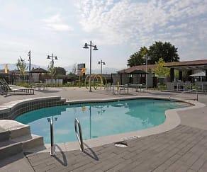 Pool, Enclave at Redwood