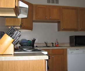 Kitchen, Fairview Village