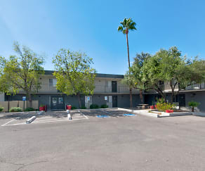 Building, INDI Tucson- Per Bed Lease