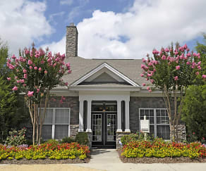 Clubhouse, Mill Creek Run Apartment Homes