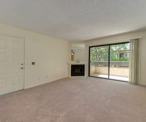 Living Room, Park West Village