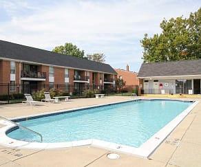 Pool, Kings Pointe