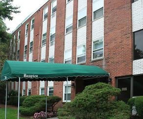 Building, Hampton House Apartments