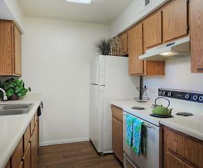 Kitchen, North Mountain Village