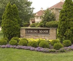 Community Signage, Stirling Manor
