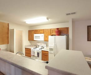 Kitchen, Willington Lakes