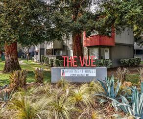 Community Signage, The Vue
