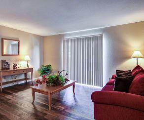 Living Room, Gables at Richmond