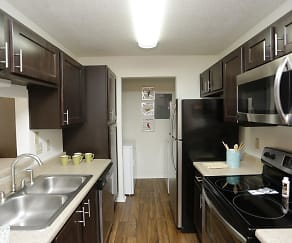 Kitchen, Crown Colony