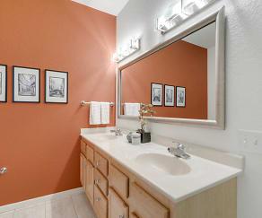 Bathroom, Riverview at Upper Landing