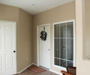 Doorway, Enclave Apartments