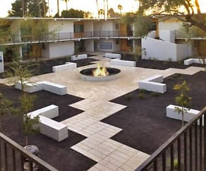 Courtyard, Winfield of Scottsdale