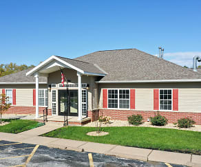 Building, Rock River Townhomes
