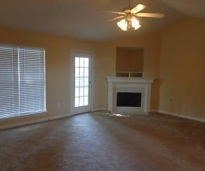 Living Room, 1758 Northwood Hills Cove