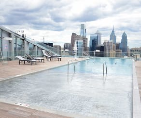 Pool, evo at Cira Centre South