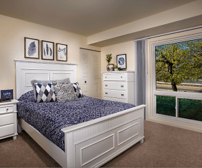 Bedroom, Cheverly Station Apartments
