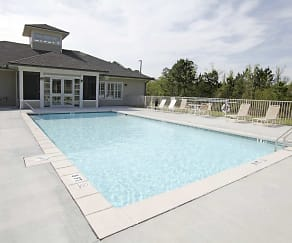Pool, Cypress Preserve