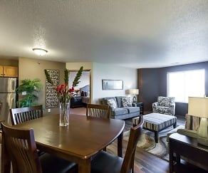 You'll Love the Warm & Inviting Spaces, Cottonwood Apartment Homes