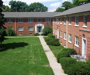Studio, One & Two-Bedroom Homes, Wakonda Village Apartments