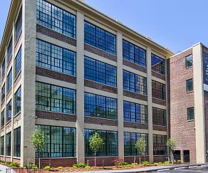 Building, Lafayette Lofts