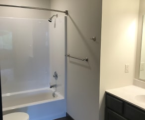 Bathroom, Jackson Hills Residential Suites