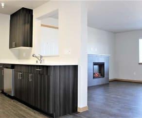Kitchen, Insignia Apartment Homes