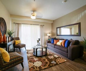 Living Room, Seasons of Traverse Mountain