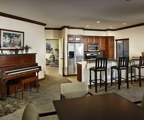 Dining Room, Drake Manor