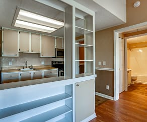 Living Room, Stratford Apartments