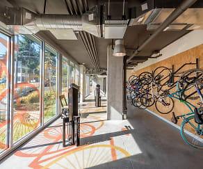 Decibel Bike Storage, Decibel