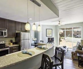Kitchen, River's Edge