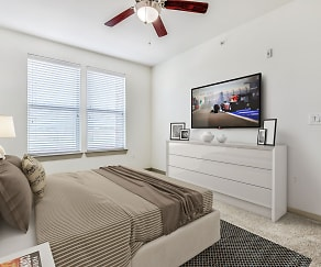 Bedroom, The Emerson at Frisco Market Center