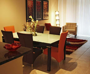 Dining Room, Cordoba Luxury Rentals