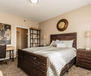 Bedroom, Stone Creek Apartments
