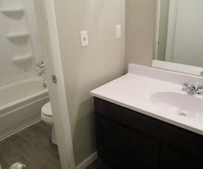 Bathroom, The Reserve at Opelika