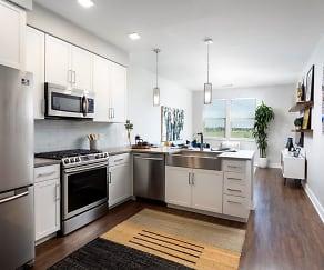 Kitchen, Broadstone Lowry