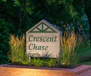 Community Signage, Crescent Chase