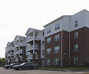 Building, Bright Oaks Apartments