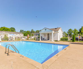 Pool, Olmsted Falls Village Apartments