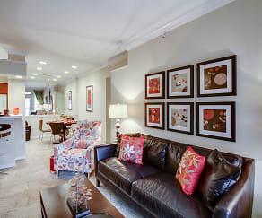 Living Room, Lenox Village