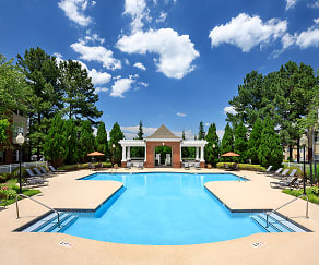 Pool, Bexley Square At Concord Mills Luxury Apartments