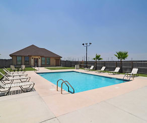 Pool, Stone Oak Townhomes