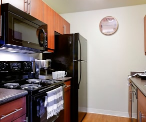Kitchen, eaves San Rafael