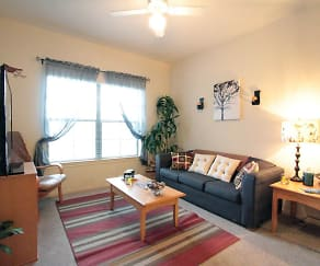 Living Room, CEV Canyon - PER BED LEASE