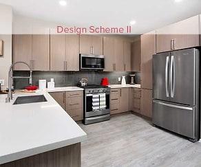 Kitchen, Avalon Studio City