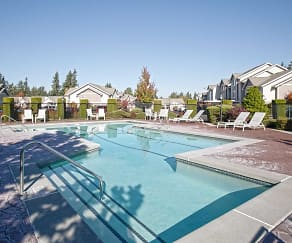 Pool, Canterbury Apartment Homes