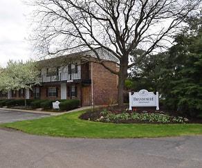 Community Signage, Brandemere Apartments