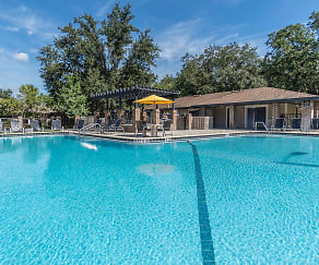 Pool, Oxford Manor - FL - Per Bed Lease