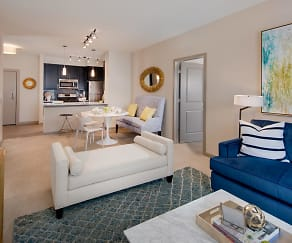 Living Room, The Esplanade at National Harbor