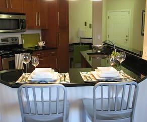 Kitchen, Knoll Crest
